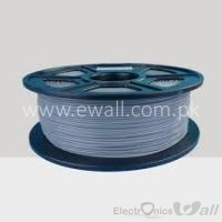 1.75mm PLA Light Grey 3D printer filament 1Kg (Economy )