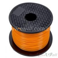 1.75mm PLA Orange 3D printer filament 1Kg (Economy )