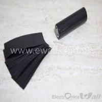 18650 Battery Type PVC Sleeves (BLACK)