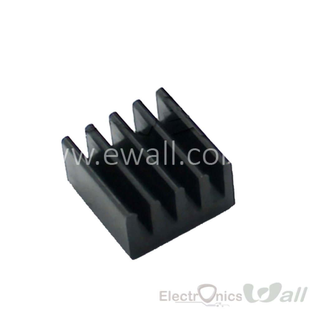 8.8x8.8x5mm Heatsink Aluminum Heat Sink