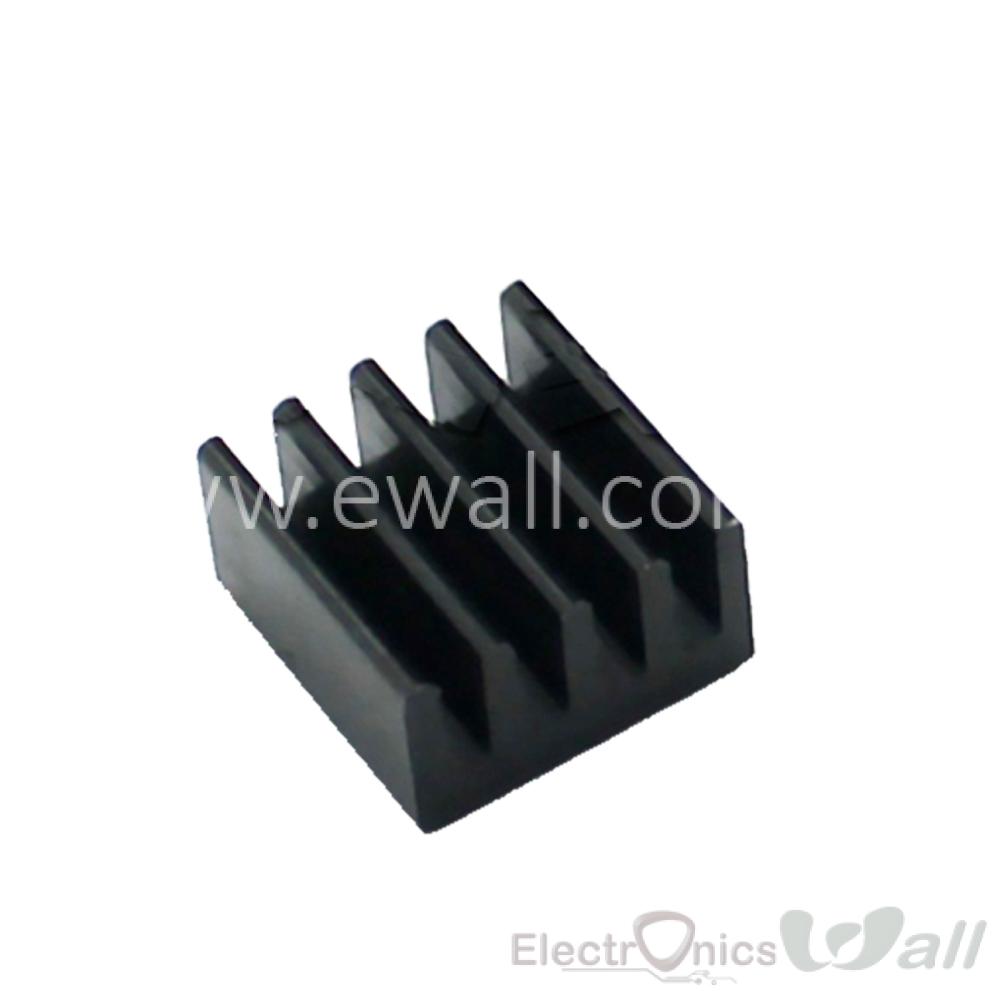 8.8x8.8x5mm Heatsink Aluminum Heat Sink