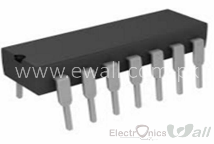 CD4011 DIP 14 IC NAND Gate IC