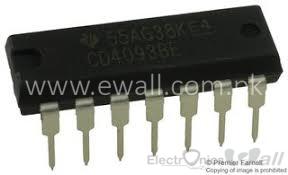 CD4093 DIP14 Quad 2-Input NAND Schmitt Triggers