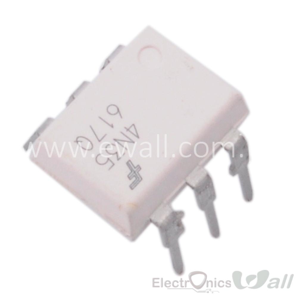 4N35 FSC Optocoupler / Phototransistor  DIP6