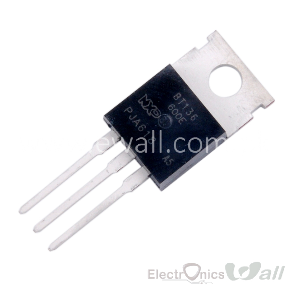 BT136-600E NXP TRIAC 600V 4A TO220AB Triac Philips