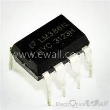 LM386 LM386N DIP-8 Audio Power AMPLIFIER IC