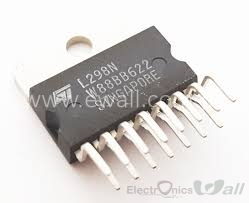 L298 Dual / Full H-Bridge Driver IC
