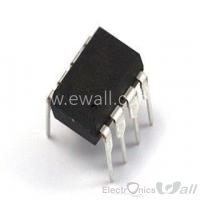 LM741 DIP8 Operational Amplifier