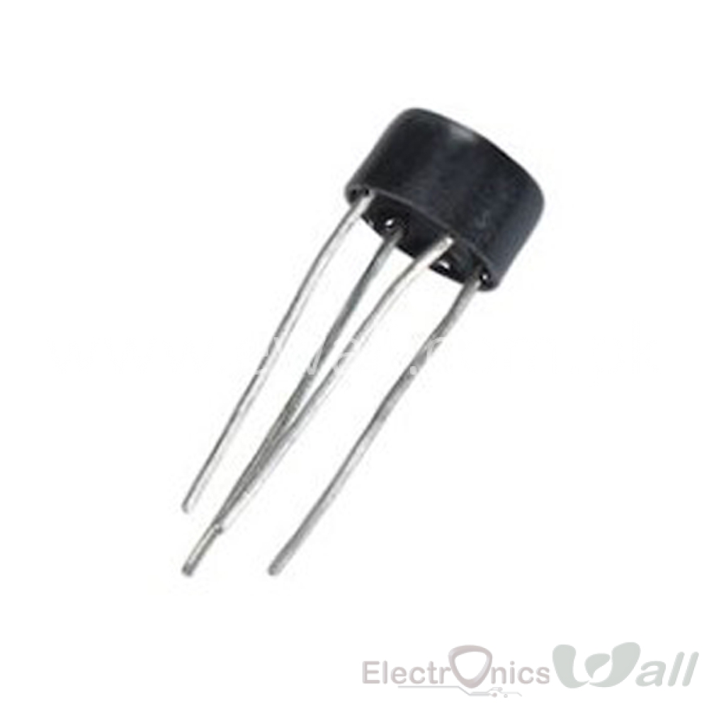 Bridge Rectifier 2W10 2A/1000V DIP-4