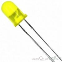 Standard 5mm Yellow LED
