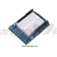 PROTOSHIELD + MINI PROTOBOARD FOR ARDUINO UNO
