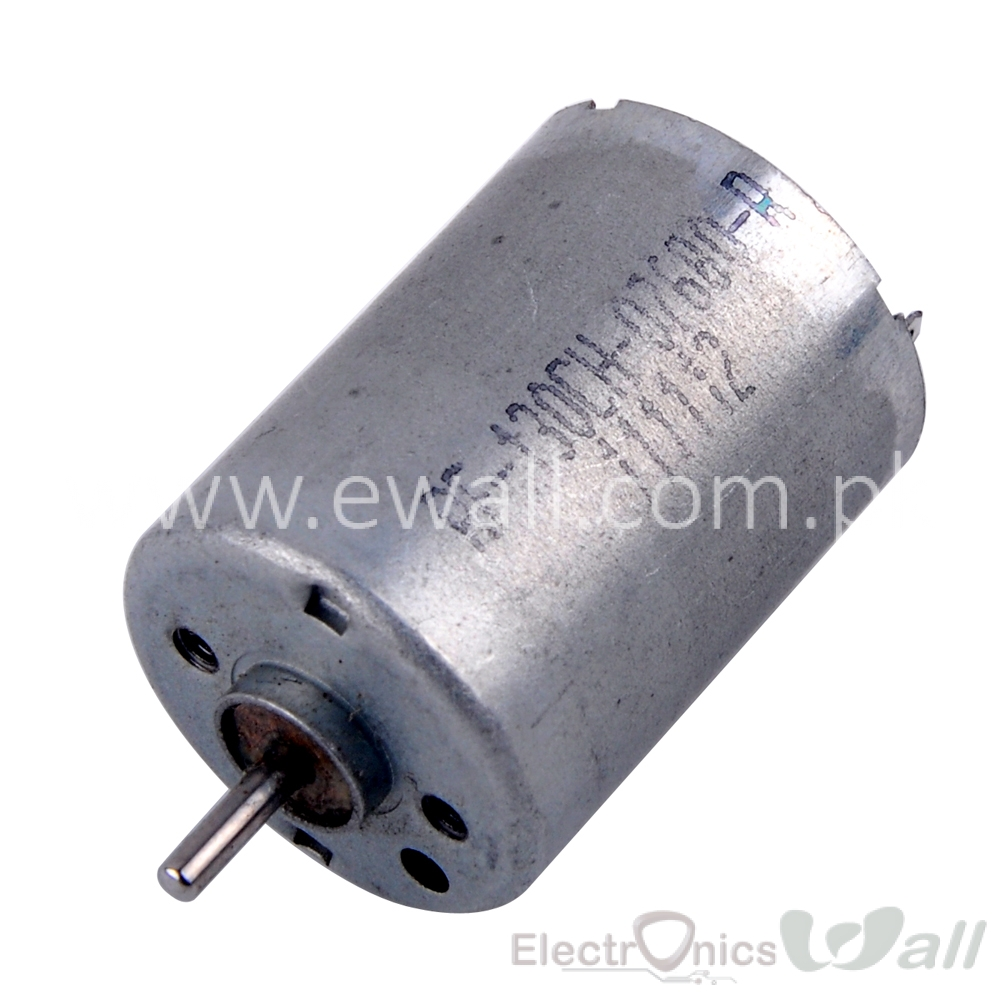 130 DC Motor for RC Boat etc (made in Taiwan)