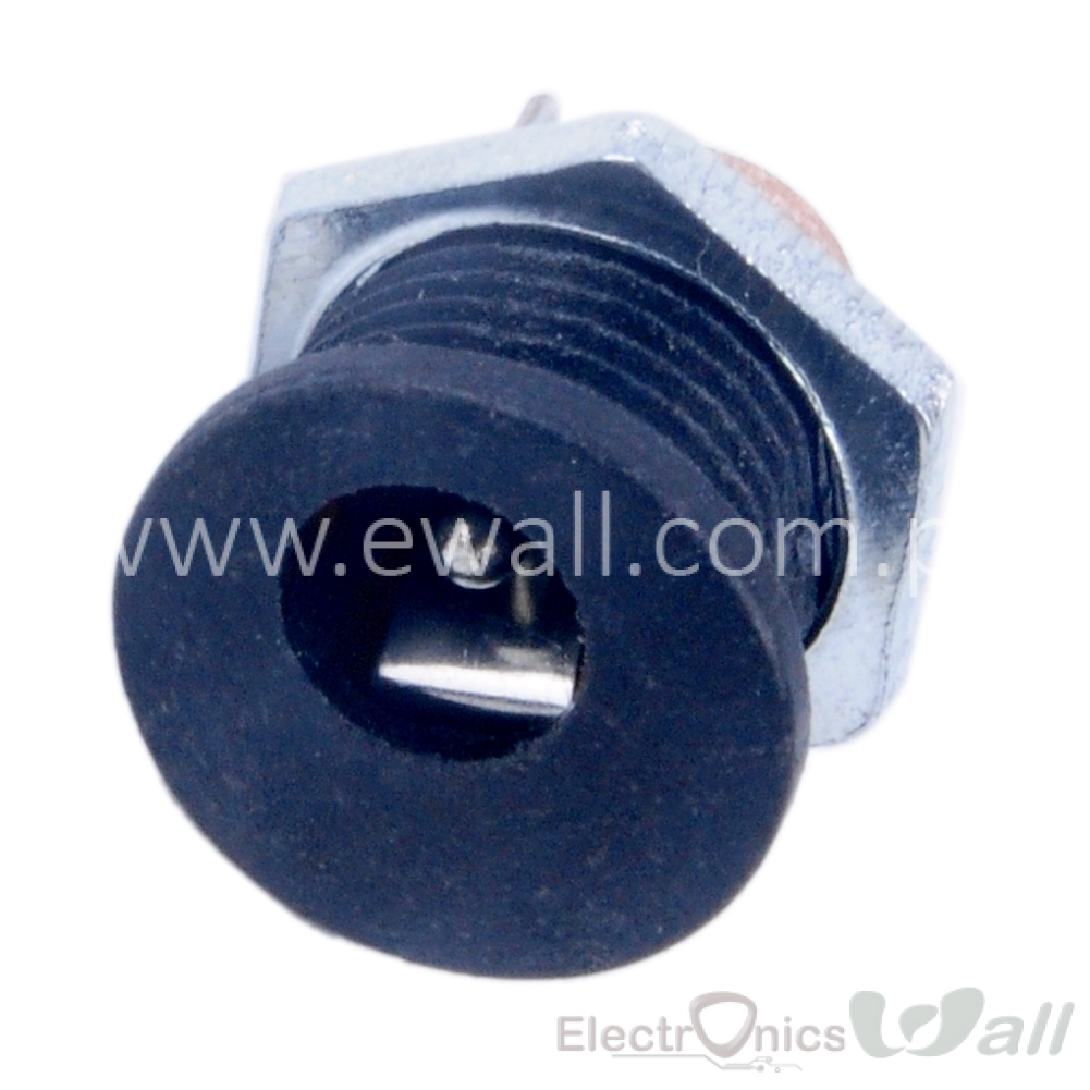 DC Power Outlet DC-022 Connector Diameter 5.5mm Inner Pin 2.1mm 5.5x2.1mm