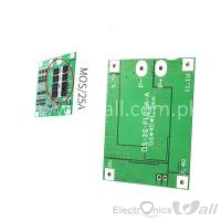 25A 11.1V Lithium ion Battery Protection 3S Circuit ,MOSFET based