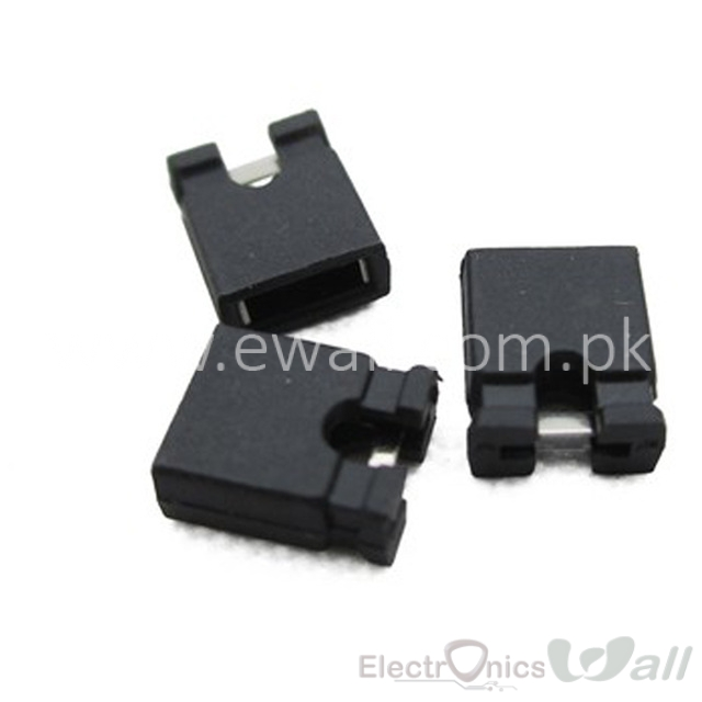 2.54mm Shunts Short Circuit Jumper Cap / Connector