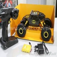 Off-Road Jumping rock crawler vehicle