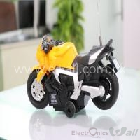 Heavy Bike Remote controlled