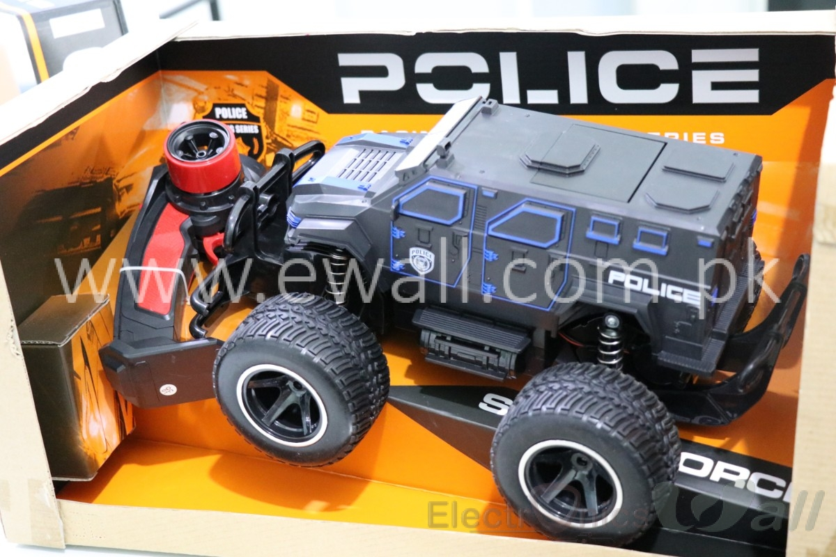 One Key Car door High Speed Police Racing Car