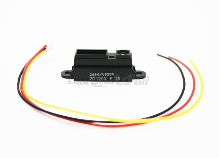 Sharp GP2Y0A41SK0F 4-30cm Distance Sensor (Short Range)