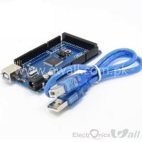 Arduino Mega2560 R3 (Economical) with USB Cable
