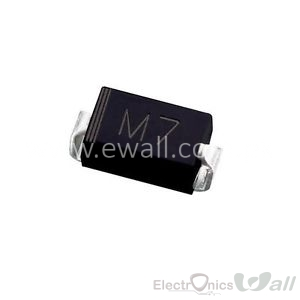 1A/1000V M7 SMA SMD Rectifier Diode 1N4007 TOSHIBA