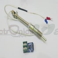 Thermocouple Amplifier MAX6675 with K type Thermocouple Temperature Sensor