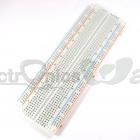 830 Point Solderless Breadboard (Best Quality)