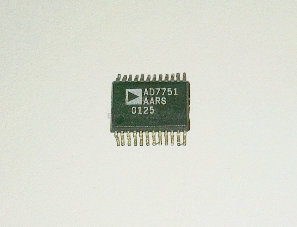 AD7751 Energy Metering IC