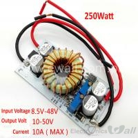250W 50V DC-DC Adjustable Boost Step Up Constant Voltage Constant Current Power Module