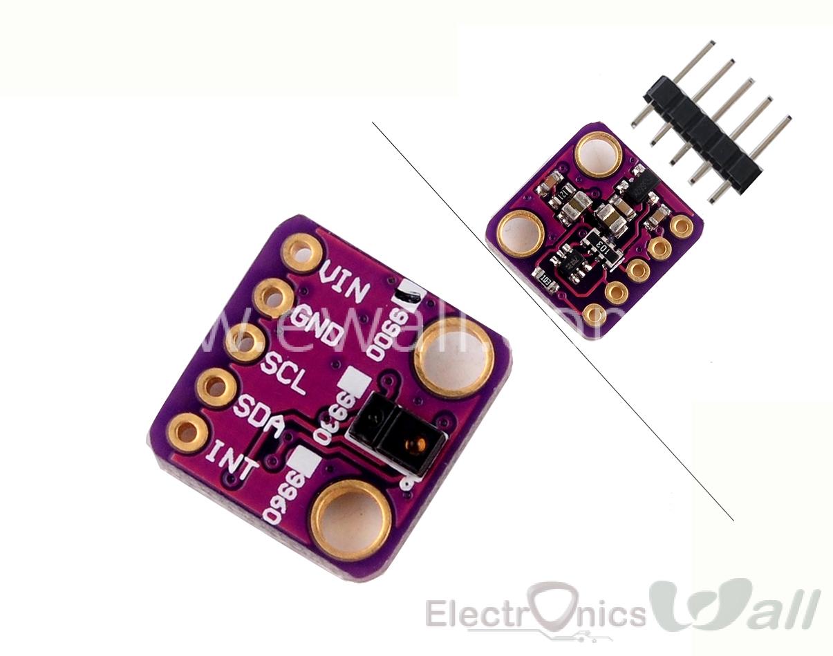 APDS-9900 Environment Sensor for Arduino Digital Proximity Distance Module Brightness