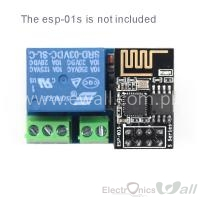 ESP8266 ESP-01 Relay Module for Arduino IOT