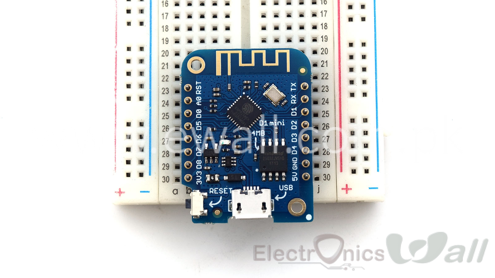 Wemos D1 MINI V3.0  4MB flash based on ESP-8266EX
