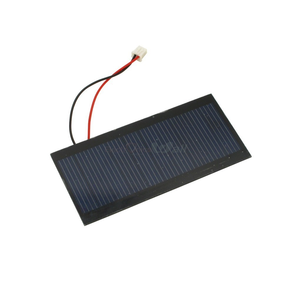 5V 100mA Polycrystalline PET Solar Cell
