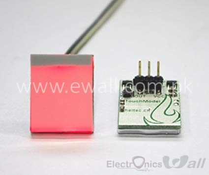 Capacitive Touch Switch Module 2.7V-6V Module Anti-jamming