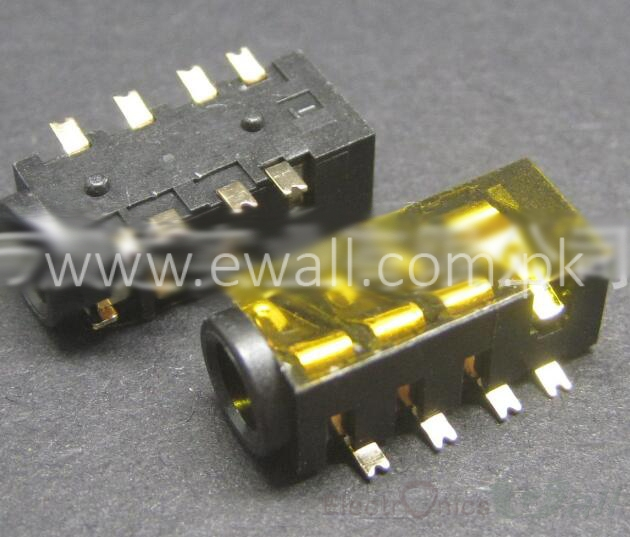 3.5mm SMT Audio Jack Plug SMD