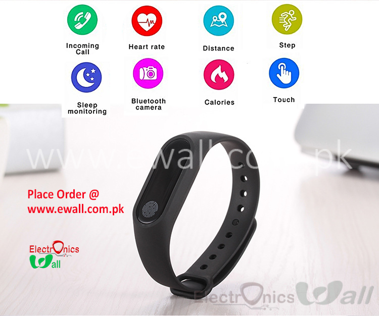EW- M2 Smart band for