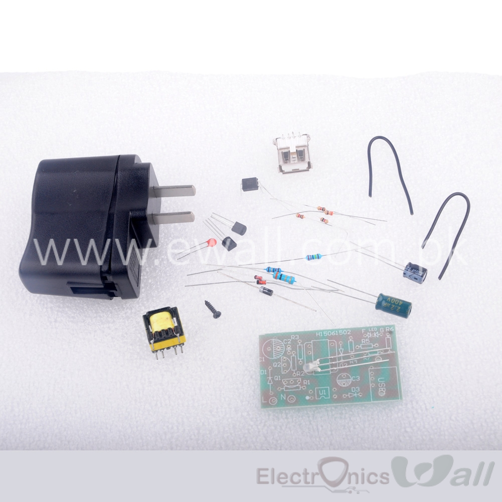 DIY Student Learning USB Charger Kit 5V For Student understanding