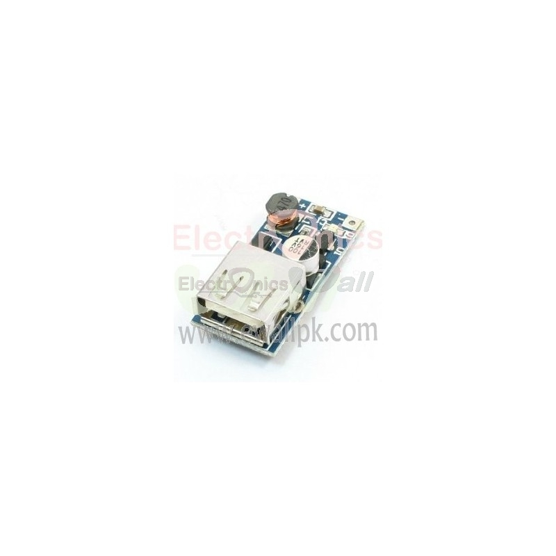 0.9v-5v Boost / Step-up Power Supply Module(USB Connector)
