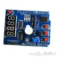 Multi-function Shield for Arduino UNO 2560 Leonardo