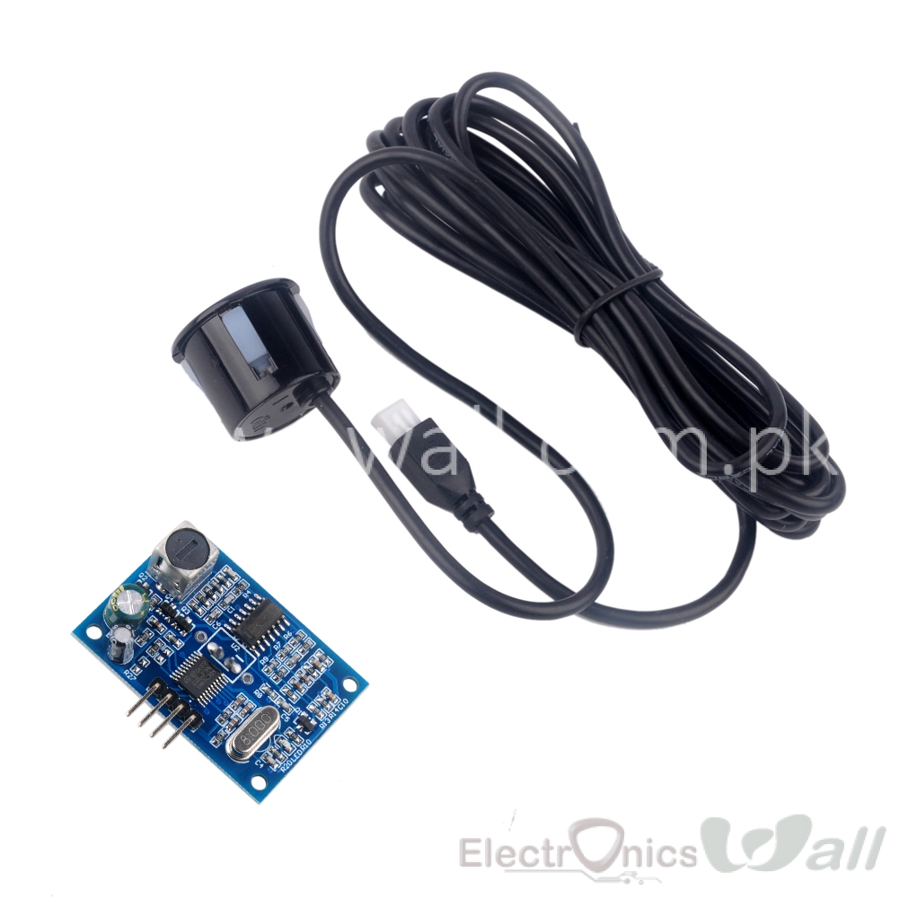 Waterproof Ultrasonic Module JSN-SR04T Water Proof Integrated Distance Measuring Transducer Sensor