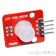 10MM LED RGB Module 140C05