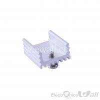 TO-220 Aluminum Heat Sink 17x15x7mm