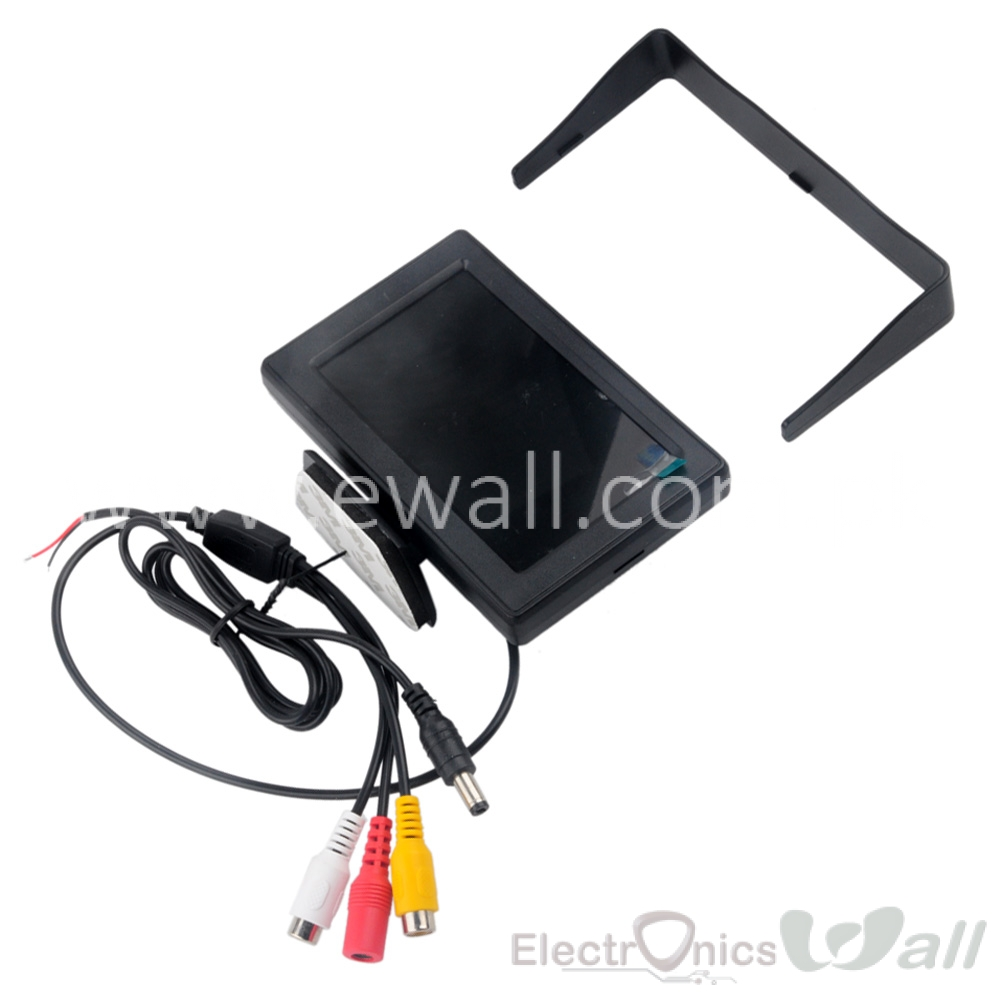 4.3 Inch  LCD Color Screen Monitor FPV mini screen Pilot screen