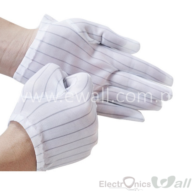 Anti-static Wrist Glove 10 Pairs 210mm