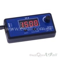 HJ Digital Servo Tester with Display / ESC Consistency Tester