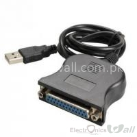 Parallel to USB converter DB25 Female