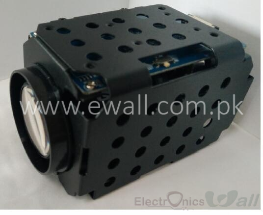 10X Zoom Camera (CVBS/TVI/CVI/AHD) FTZ18UH108-AH