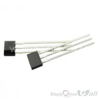 Hall Effect Sensor A3144E TO-92 Magnetic Sensor IC