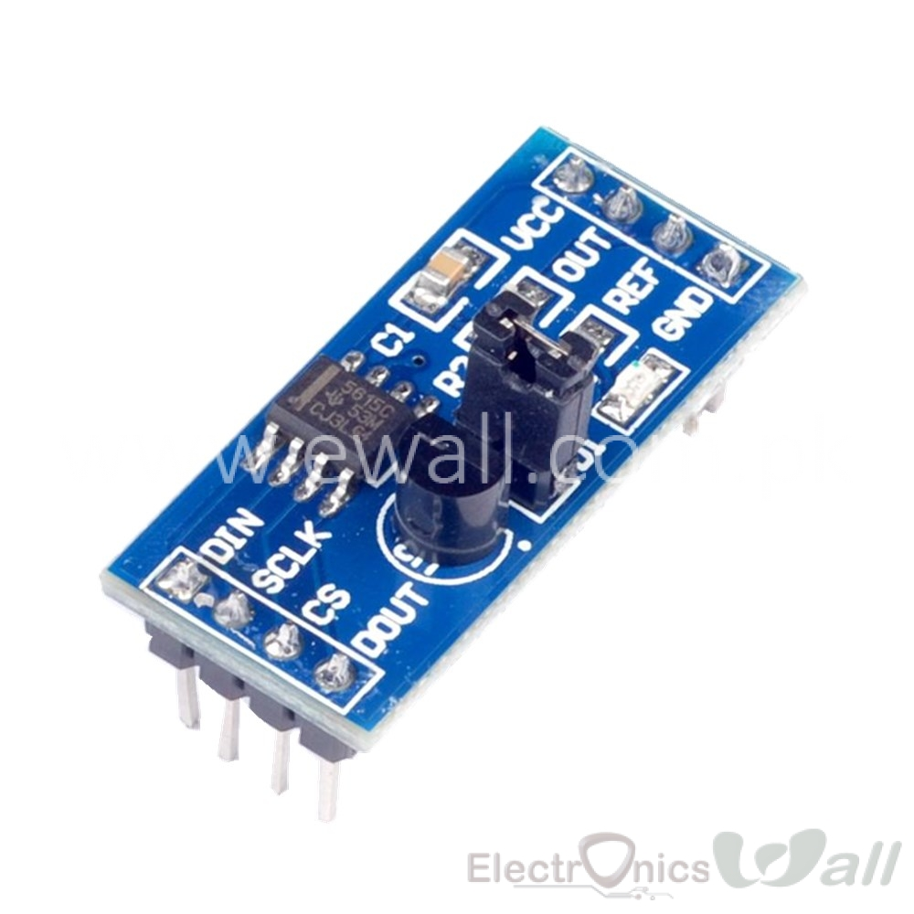 10-Bit Digital-to-Analog Converters DAC TLC5615  Converter Module