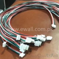 1.5 mm 4 pin male connector cable with female plug wires cables